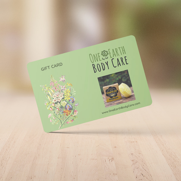 One Earth Body Care Gift Card