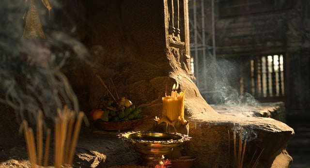 incense for green burial