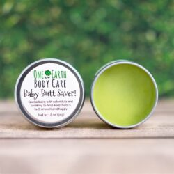 Baby Butt Saver one earth body care